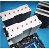 Adaptedto 10/11 Generation 1700 12CM Welded Double Tower High Labor Consumption CPU Radiator 6Tubes+Welded Copper Bottom