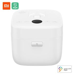 Image 1 - Xiaomi Mijia ไฟฟ้าหม้อหุงข้าว 5L สมาร์ทล้อแม็กเหล็กหล่อความร้อนหม้อหุงข้าว Multicooker APP Control Home 220V 1100W