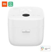Xiaomi Mijia Elektrische Reiskocher 5L Smart Home Legierung Gusseisen Heizung Druck Herd Multicooker App Control Home 220V 1100W