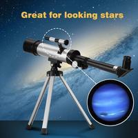 التكبير تلسكوب المهنية أحادي F36050 تلسكوب فلكي HD تلسكوب الفضاء تلسكوب 360/50 مللي متر