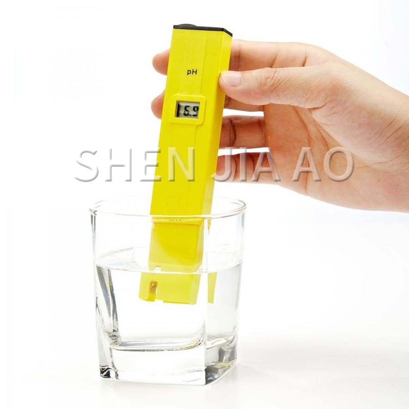 1PC PH009 PH Test Pen Portable Foreign Trade Export PH Value Tester Machine Acidity Meter Factory Direct Sales image
