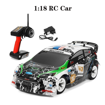Wltoys K989 1:28 RC Car 2.4G 4WD Brushed Motor Voiture Telecommande 30KM/H High Speed RTR RC Drift Car Alloy Remote Control Car