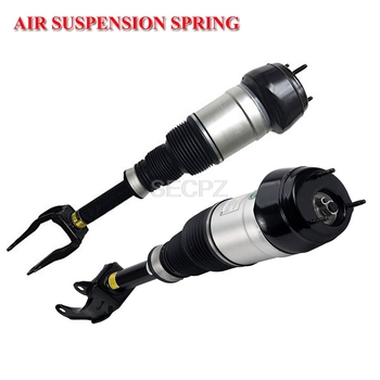 Pair For Mercedes W166 X166 GL350 GL ML Class Front Air Suspension Shock Absorber Strut Damper 1663202613 1663202513 2013-2017