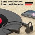PGDM V11 оригинальные наушники костной проводимости Bluetooth Беспроводная спортивная Гарнитура Hands-Free с микрофоном для бега наушники