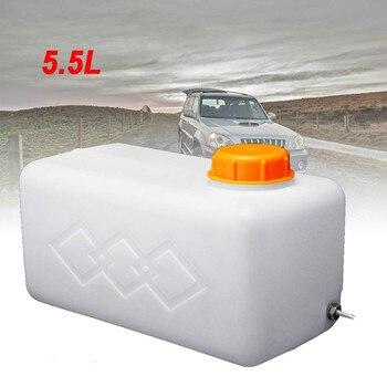 5-10 l, calentador Universal de plástico para estacionamiento de aire, tanque de gasolina, depósito de aceite para tanque, barco, camión, estacionamiento aéreo, accesorios de calentador
