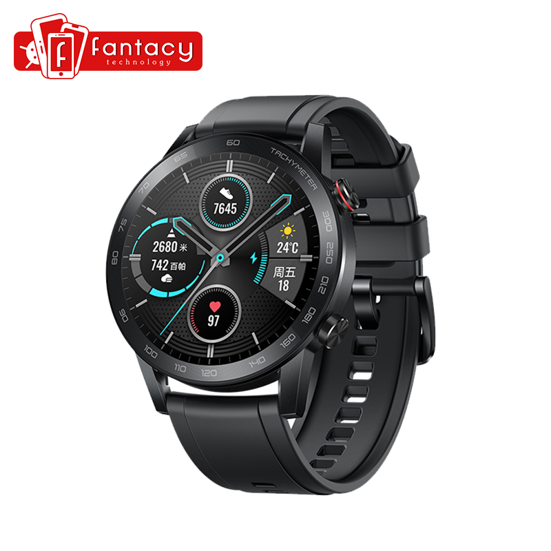Global Version Honor Magic <font><b>Watch</b></font> 2 <font><b>Smart</b></font> <font><b>Watch</b></font> <font><b>Bluetooth</b></font> 5.1 Smartwatch 14 Days Waterproof <font><b>Sport</b></font> <font><b>Watch</b></font> Dual Mode For Android iOS image
