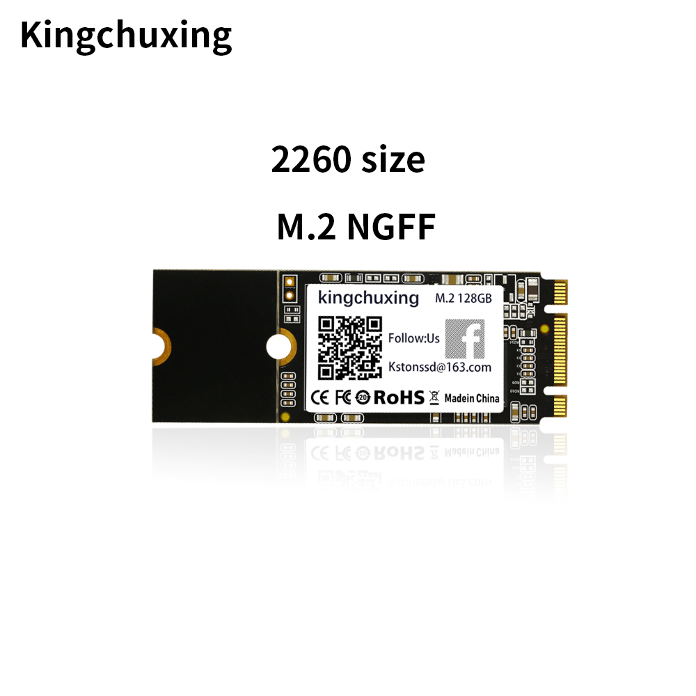 <font><b>M2</b></font> <font><b>SSD</b></font> M.2 Internal Solid State Hard Disk Drive 2260 2280 NGFF 64GB 128GB 256GB 512GB 1TB For Laptop Computer by Kingchuxing image