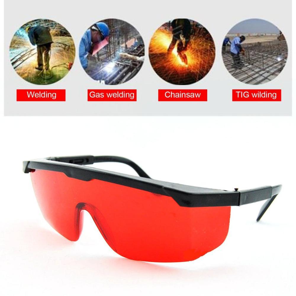 Лазерная защита, защитные очки, сварочные очки, защитные очки, одежда для глаз, Регулируемые Рабочие светонепроницаемые очки        АлиЭкспресс