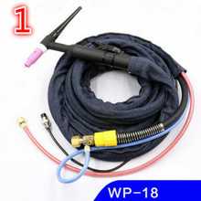 WS/TIG-315a 400a tig welding gun torch WP-18 welder accessories Water cooled+line 5m 8m free shipping