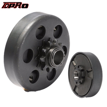 TDPRO Centrifugal Clutch 20MM 10T 420 Chain Automatic For Honda Go kart Minibike 210cc Buggy 7HP 170F Engines