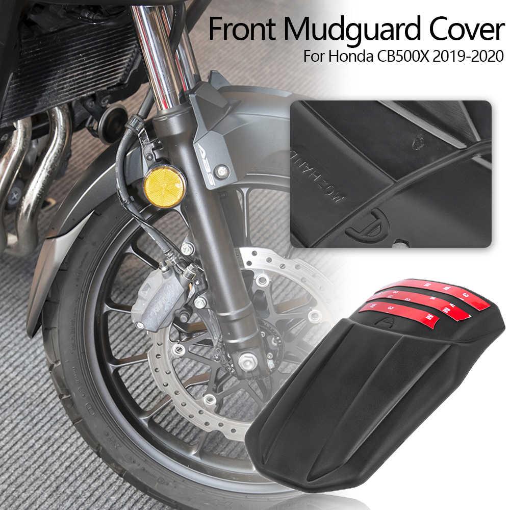 Dasorende Guardabarros Delantero de la Motocicleta Protector de Guardabarros para CB500X 2019 2020