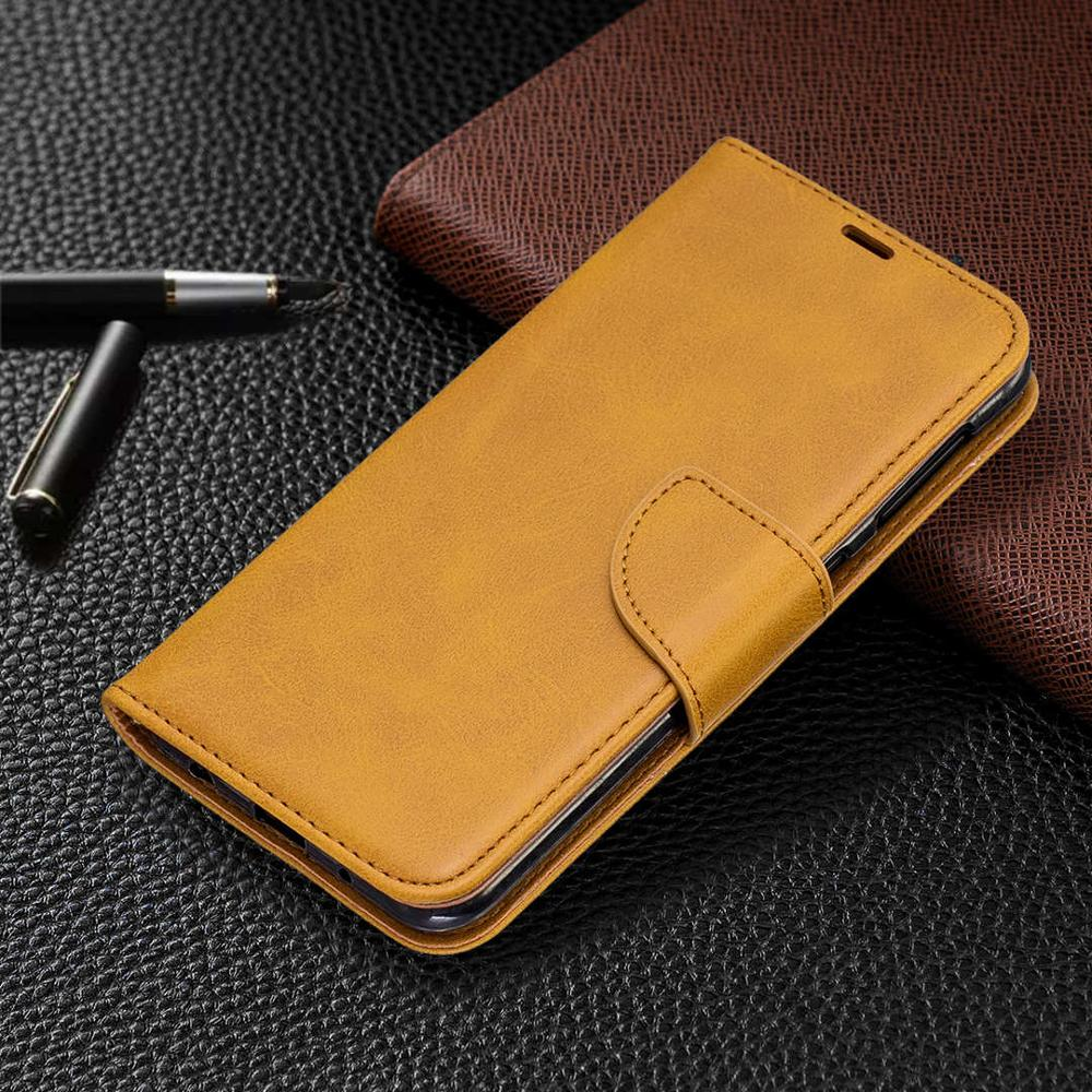 Flip Leather Phone Case For Samsung Galaxy A10 A10E M10 Vintage Magnetic Wallet Card Holder Back Cover For Galaxy A10E M10 Coque in Flip Cases from Cellphones Telecommunications