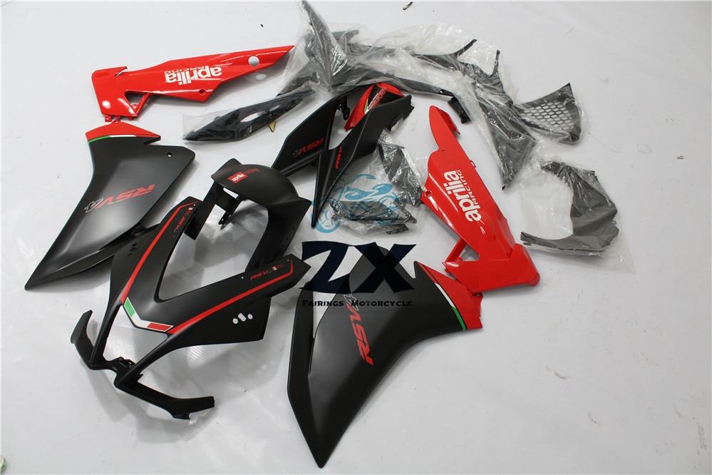 Motorcycle Fairings  For Injection Fairing Kit Bodywork  For Aprilia RSV4 1000 RSV1000 2009 2010 2011 2012 2013 2014 2015 Matter
