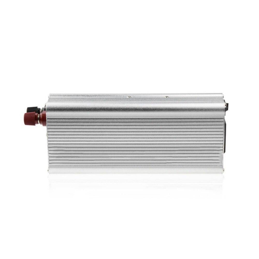 3000W Tragbare Auto Power Converter 12V Eingang Fahrzeug Inverter Aluminium Alloy Power Adapter Inverter Für Reisen