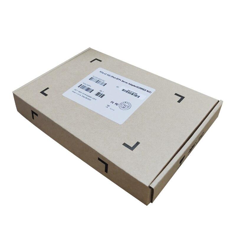 X520-DA2 10G SFP+ Dual port PCIe 2.0 X8 NIC Intel 82599ES Chip Network Adapter 6