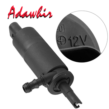 Original Headlight Washer Pump for BMW E36 E38 E39 E46 E53 E60 E61 E63 E64 E65 E66 E82 E83 EE88 E91 E92 Z4 67128377430 image