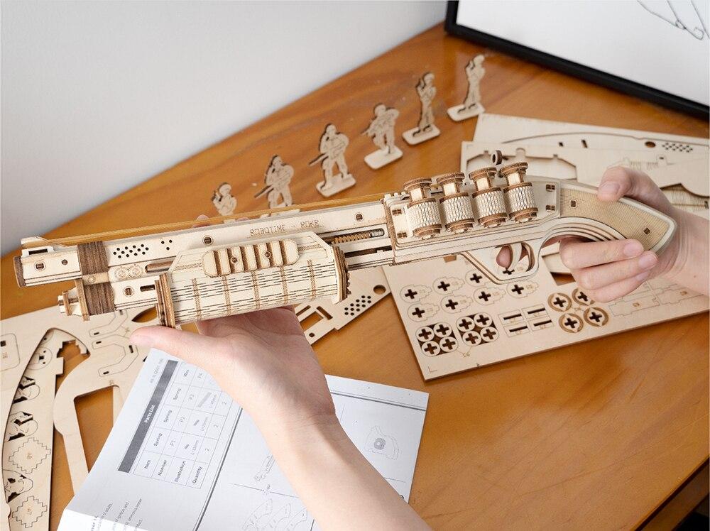 H30a5497319f74964b5945c8424e6bbeeg - Robotime - DIY Models, DIY Miniature Houses, 3d Wooden Puzzle