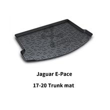 Черный коврик для пола jaguar e pace тяжелых условий эксплуатации