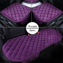 Housses de siège de voiture universelles, 3 pièces, tapis de protection, pour Dodge JUCV Fait Bravo Freemont, tous les modèles 2010, 11, 12, 13, 14, 17, 2021