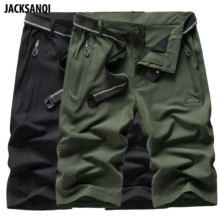 New Breathable Waterproof Tactical Short Pant Hiking Camping Travel Men Outdoor