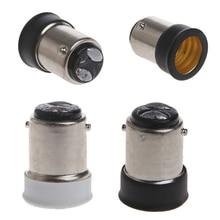 B15 папа к E14 мама лампа лампочка розетка свет удлинитель адаптер преобразователь держатель +