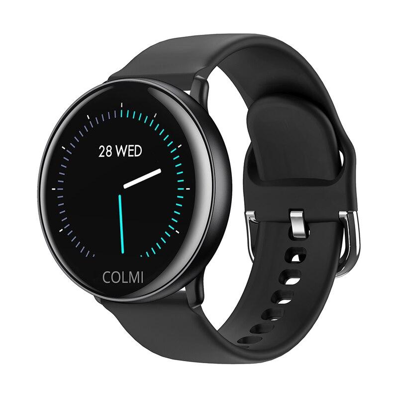 Smart Watch IP68 Waterproof Heart Rate Monitor Bluetooth Sport Fitness Tracker Men Touch Screen Smart Watch IOS Android Wear New