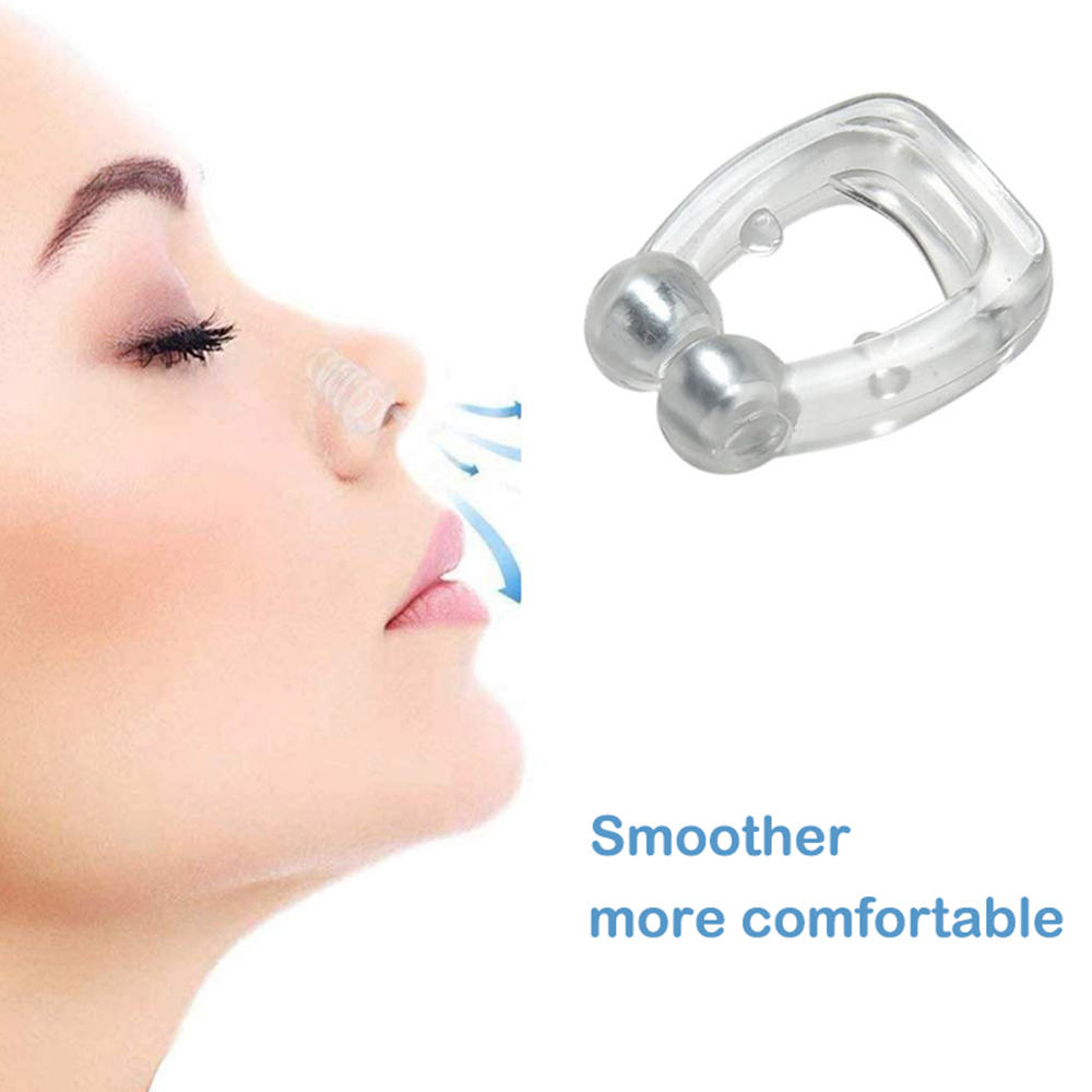 The SnoreMagnet Anti Snore Magnetic Anti Snore Device