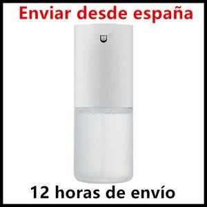 Image 1 - Dispensador automático de jabón de manos Xiaomi Mijia, espuma de inducción automática, Sensor infrarrojo para casa inteligente, 0,25 s