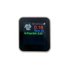 LILYGO®TTGO T Watch IOTA متوافق مع كتل بناء Partcle قابلة للبرمجة يمكن ارتداؤها التفاعل البيئي ESP32 رقاقة