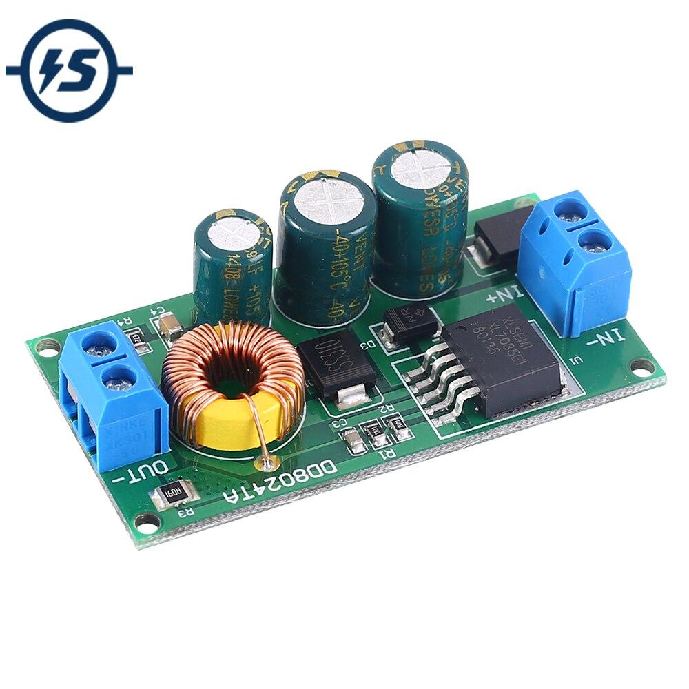1pcs Dcdc Buck Reductor Convertidor en 16-40v a 1.0-12v 6a