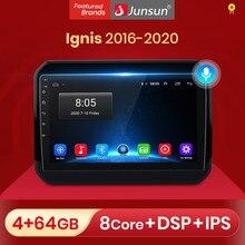 Junsun V1 pro 2G + 32G Android 10 dla Suzuki Ignis 2016 - 2020 Radio samochodowe multimedialny odtwarzacz wideo nawigacja GPS 2 din dvd
