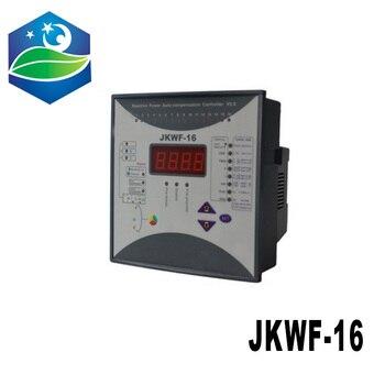 Reactive power automatic compensation controller RPCF3-16 JKWF-16 4steps 380V 50/60Hz reactive power compensation controller фото
