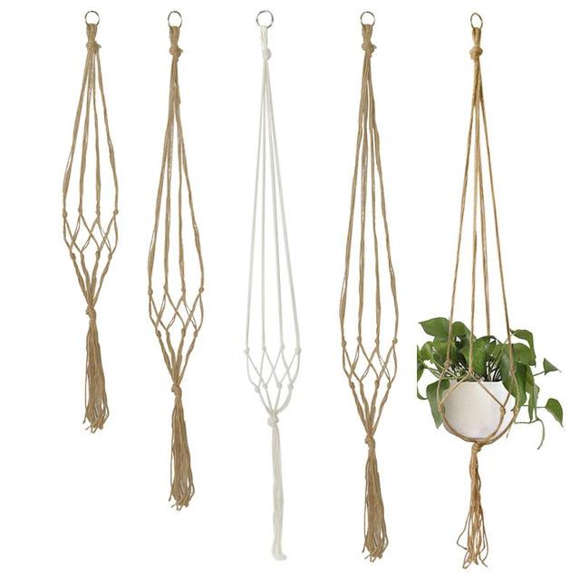 Macramé Plante
