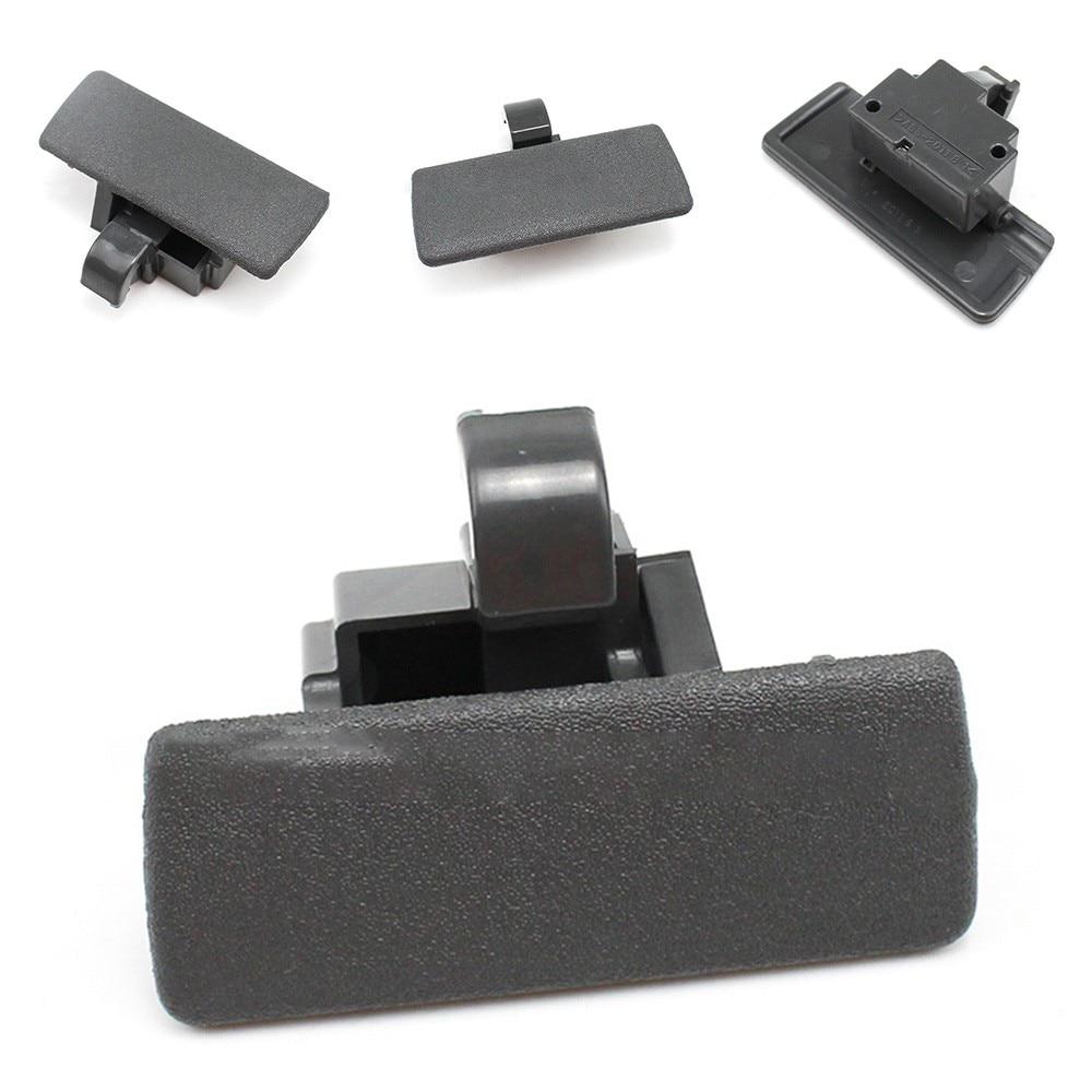 1 X Car Storage Glove Box Lid Compartment Handle Trim Buckle Cover  For Suzuki New Alto Tianyu Swift Black Car Accessories