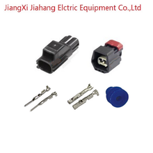 Free shipping 200sets DJ7025-1.5-11/21 2Pin Delphi  Car Electrical Wire Connectors for VW,BMW,Audi,Toyota