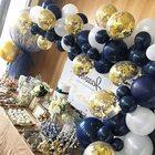 Blue Gold Latex Ball...