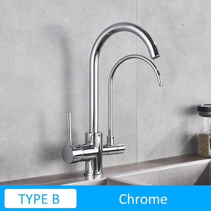 TYPE B Chrome