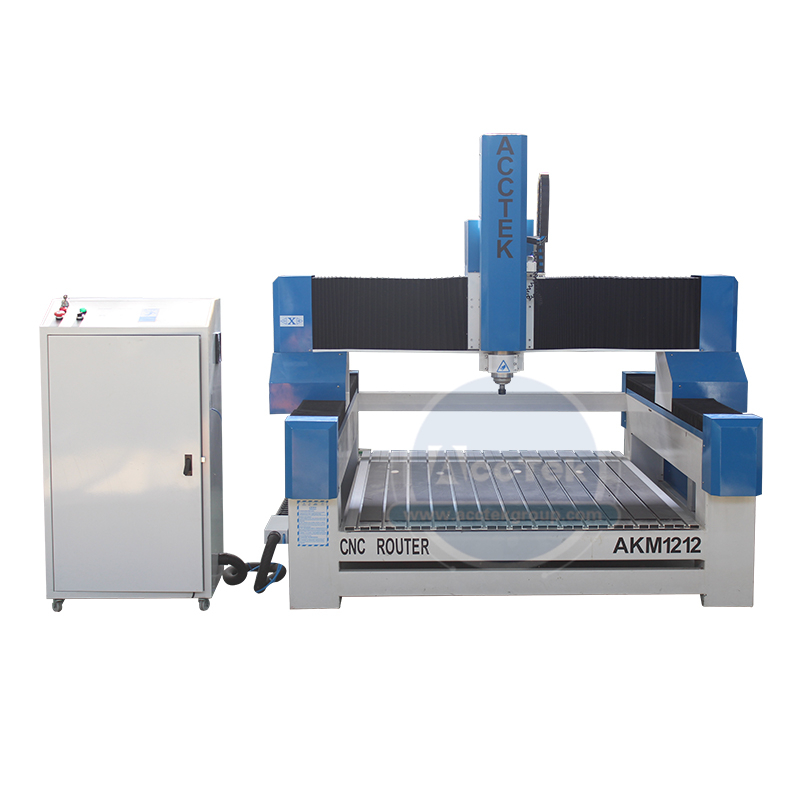 Customized Style Mach3 Control 3 Axis Cnc Engraving Machine 4x4 Cnc Router 1212 For Acrylic Plastic Wood Sheet