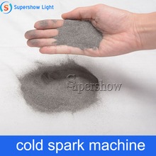 Firework-Machine Msds-Powder Cold Spark Certification for 10-Bags