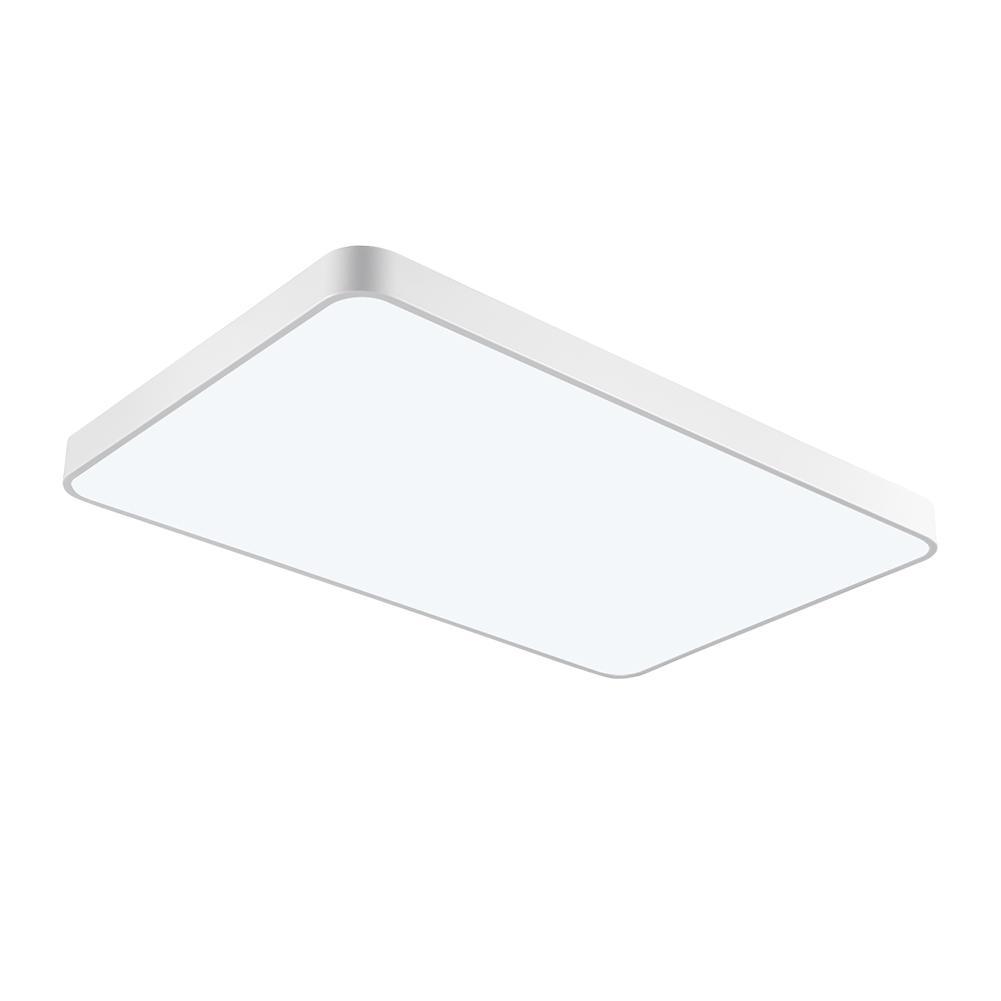 48W 220V Square LED Ceiling Down Light Panel Lamp For Bathroom Kitchen Living Room Lighting Lights Lamps Warm White Cold White