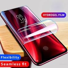 Гидрогелевая пленка для Xiaomi Redmi 4X 4A 5A 6A S2 на Redmi 3 3S, пленка из твердого стекла для Redmi 4 Prime 5 Plus 6 Pro, не стекло