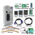 2020 neueste RT809F ISP Programmierer + 11 Adapter 24-25-93 serise IC Offline bord KB9012 + VGA LCD ISP programmierer RT809F