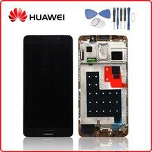 Amoled Original For HUAWEI Mate 9 Pro LCD Display Touch Screen Digitizer For Huawei Mate9 Pro Display with Frame Replacement MT9 цена в Москве и Питере
