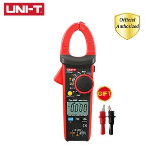 UNI-T UT216A/UT216B/UT216C/UT216D 600A True RMS Digital Clamp Meters Auto Range AC/DC Voltage Current Freq Temp Tongs Testers(China)