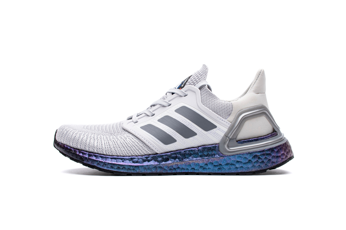 Adidas UB6.0 Adidas Ultra BOOST 20 CONSORTIUM  Men Running Shoes Breathable Comfortable Sneakers #EG0711