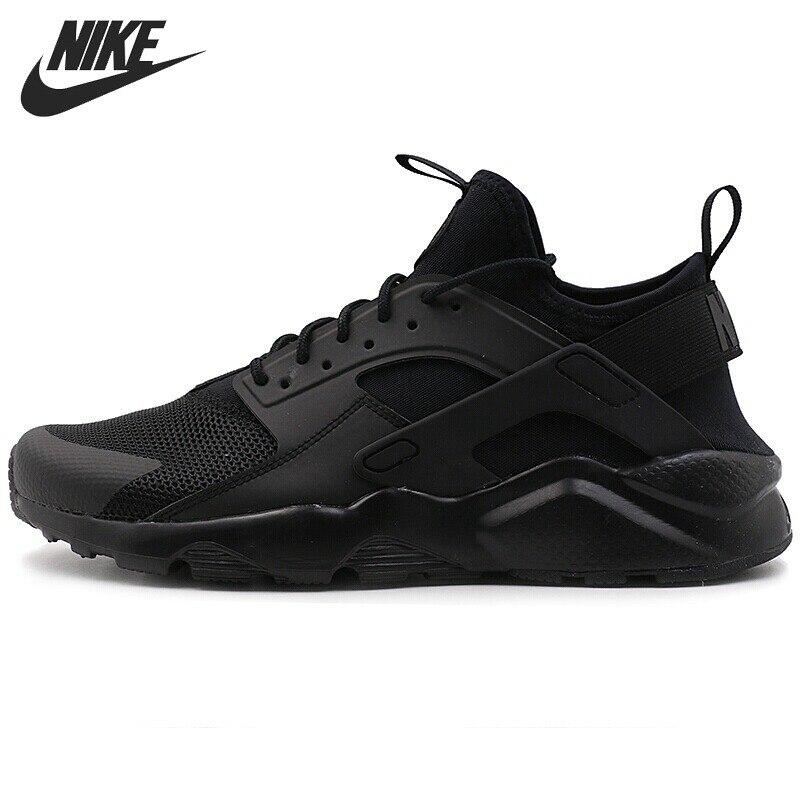 Original New Arrival 2018 NIKE HUARACHE RUN ULTRA Men's  Running Shoes Sneakers