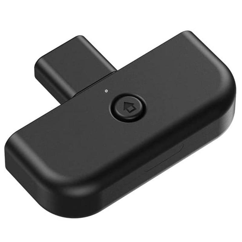 Bluetooth-адаптер для Nintendo Switch/Switch Lite/Switch Mini, адаптер с разъемом USB C