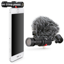 RODE VideoMic Me L Microphone Lightning Connector Jack Compact Directional Mic For iPhone 11 Pro Max xr 7 8 iPad IOS Smartphone