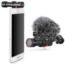 RODE VideoMic Me L Microphone connecteur foudre prise micro directionnel compacte pour iPhone 11 Pro Max xr 7 8 iPad IOS Smartphone