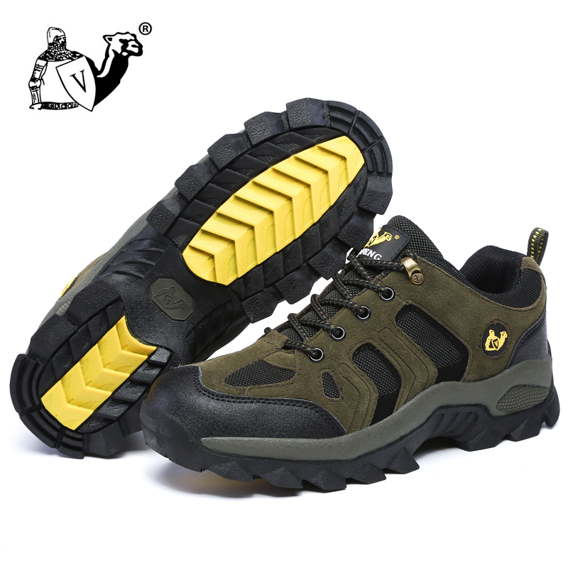 Image 5 - Men Women Outdoor Sports Hiking Shoes Breathable Mountain Climbing Footwear Trekking Sneakers Classic Casual Boots Couple Gift-in Hiking Shoes from Sports & Entertainment
